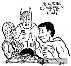 superkahramanlar