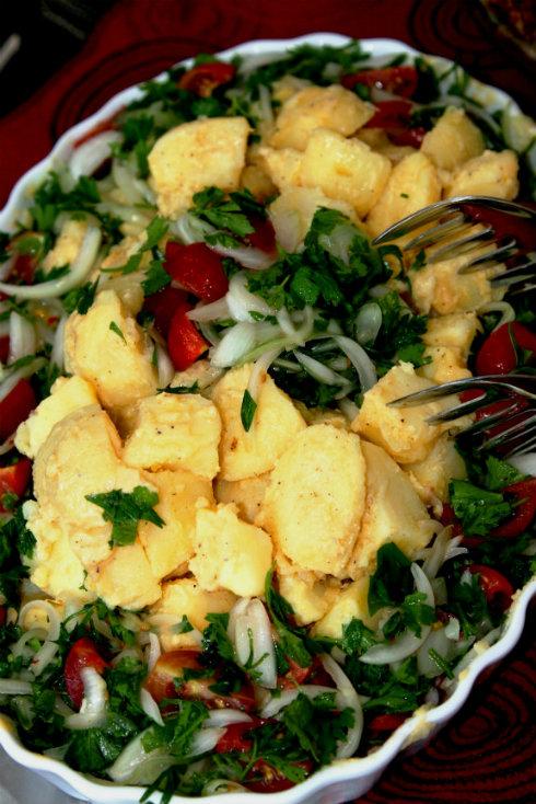 Pataes salatası 1-1