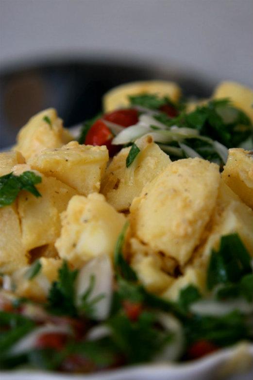 patates salatası 2-2