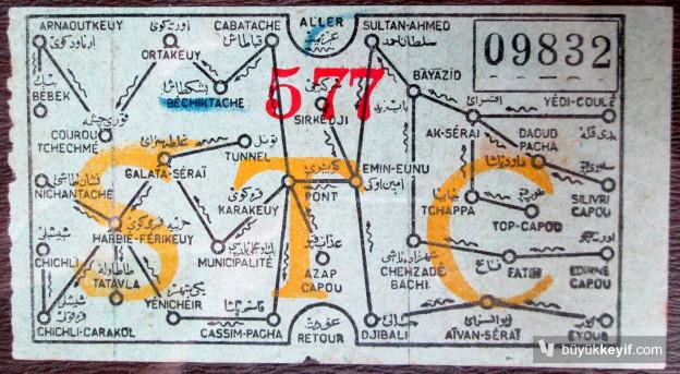 tramvay bileti