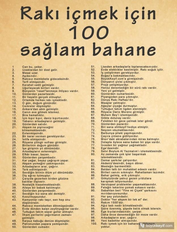 100bahane