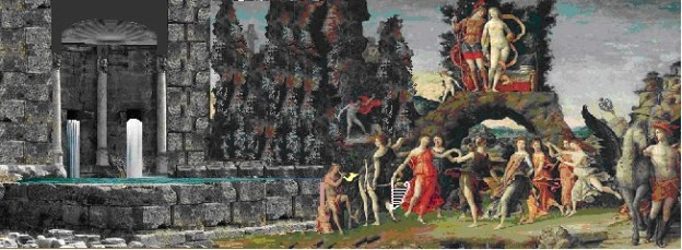 Dionysos şenlikleri....