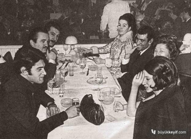 MAKSIM-GUNEY, YILMAZ-SELCUK URAL, BERKER INANOGLU, SESSES, 4 OCAK 1969