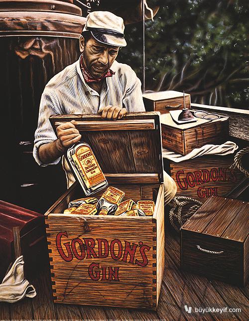 Gordon's Gin Efsanesi...