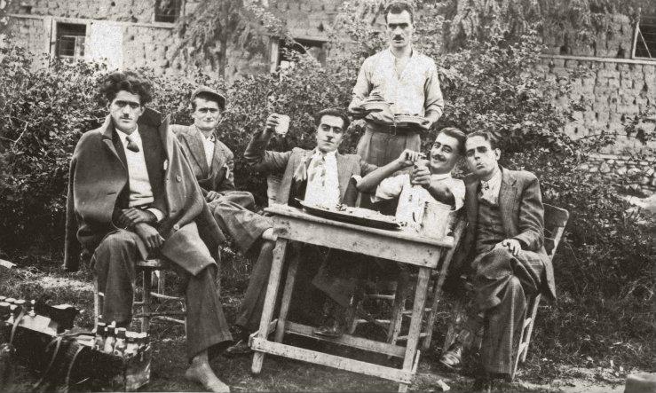 RAKI-BAHÇE SEFASI-1935