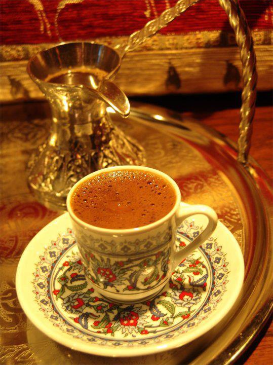Ab-ı hayat Türk Kahvesi