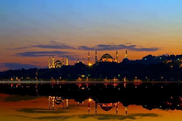Ah güzel İstanbul...