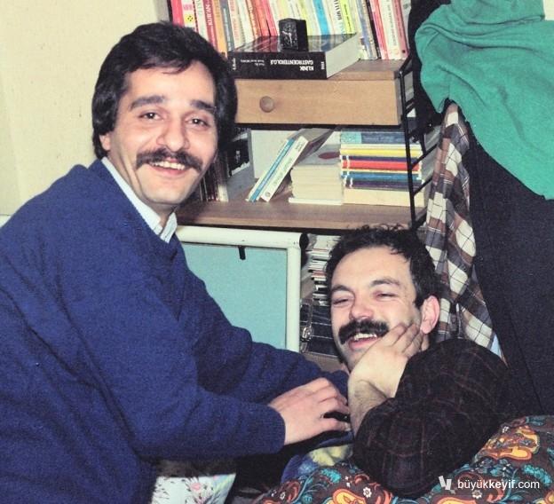 Ahmet Erhan'la 1987 Ankara