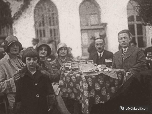 PANORAMA BIRA BAHCESI-10 MAYIS 1929