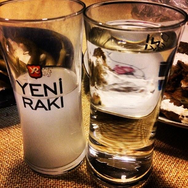 Aşk ve su....