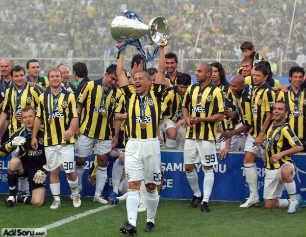 Fenerbahçe şampiyon...