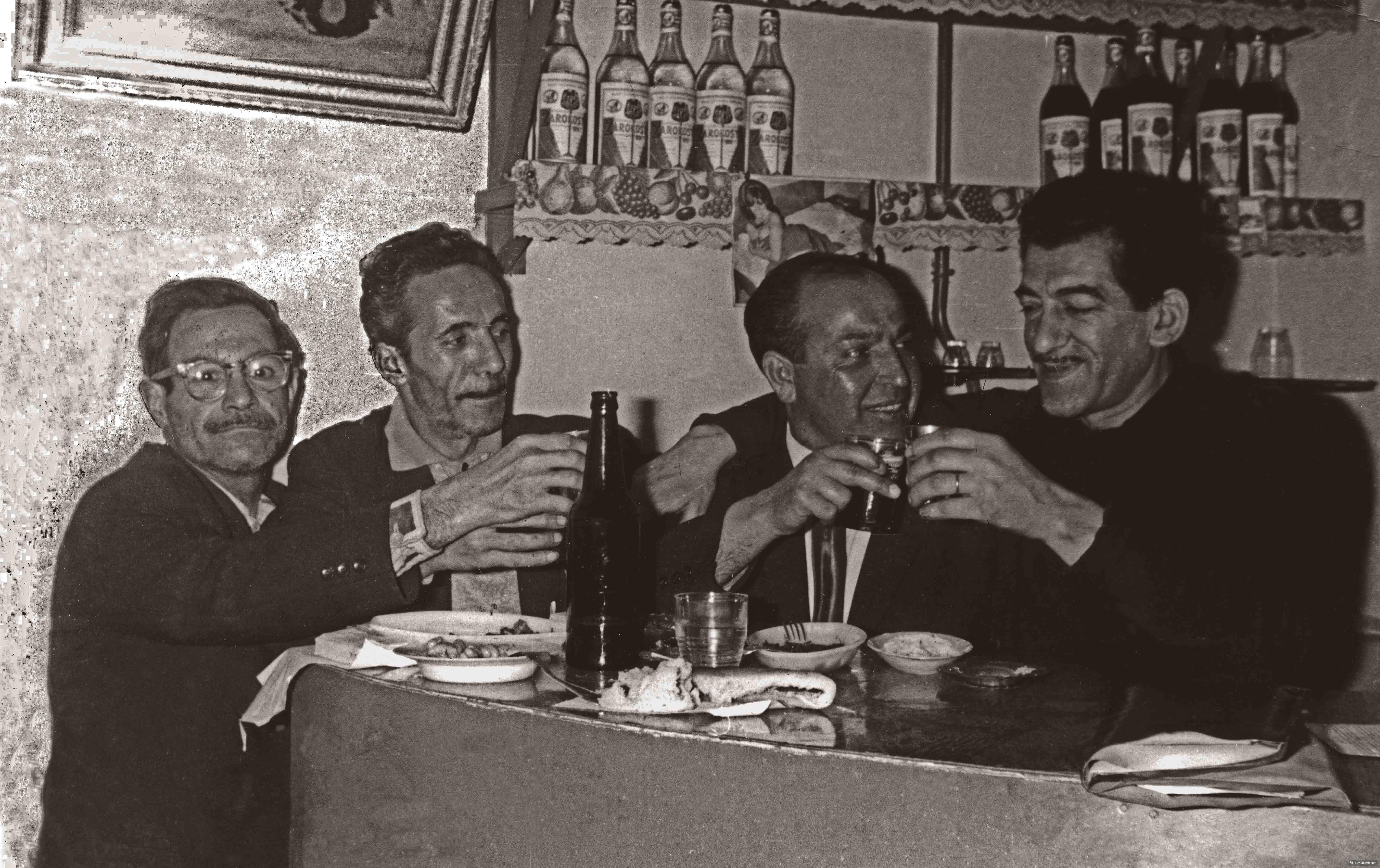 MEYHANE ARKADASLIGI- 1966