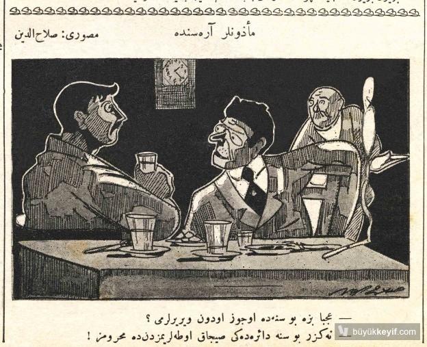 RAKI-MAZUNLAR ARASINDA-AYDEDE, 21 AGUSTOS 1922