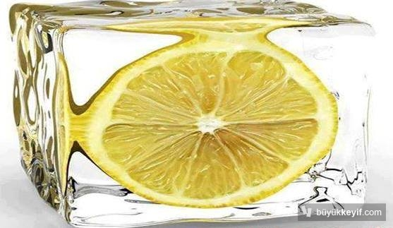 Limon mucizesi...