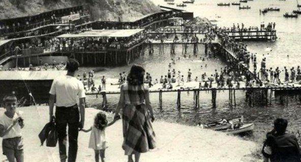 Tarihi Moda Plajı