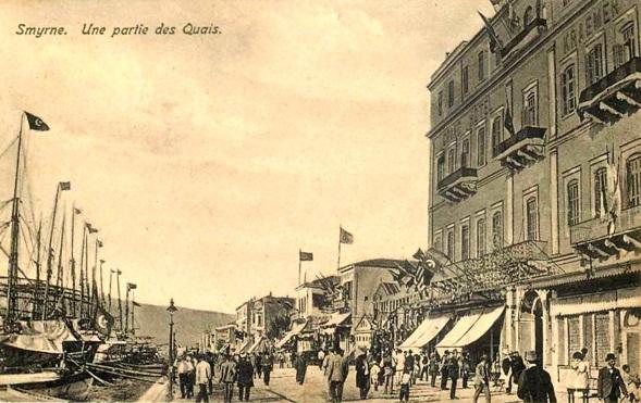 İzmir-rıhtım