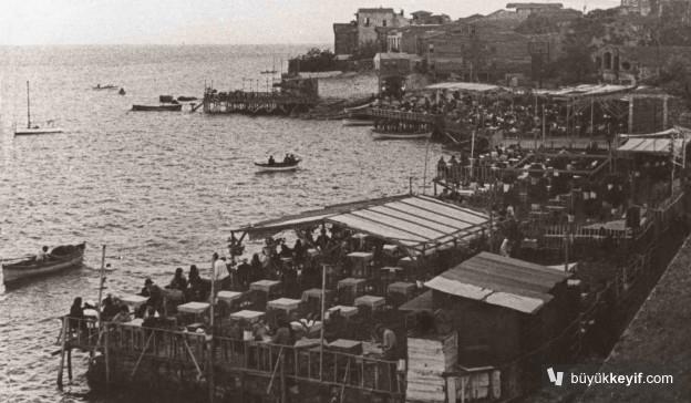 SAMATYA-SAHIL GAZINOLARI-1930'LAR